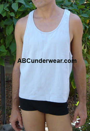 Cool Washed Cropped Tank Closeout