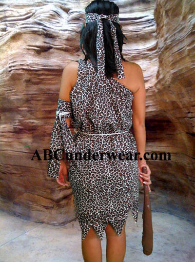 Cavewoman Jungle Costume