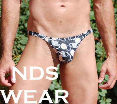 Day & Night Eclipse Thong