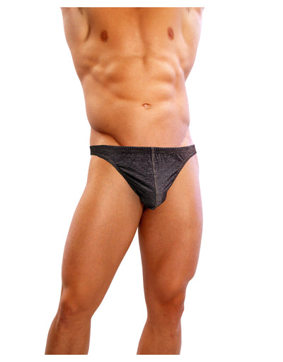 Denim Look Pouch Brief Underwear for men