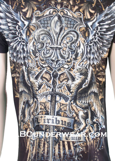 Designed Gargoyle T-Shirt