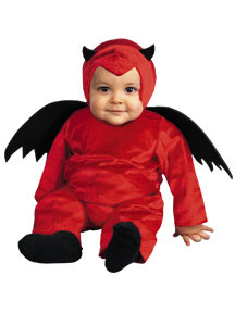 D'little Devil costume