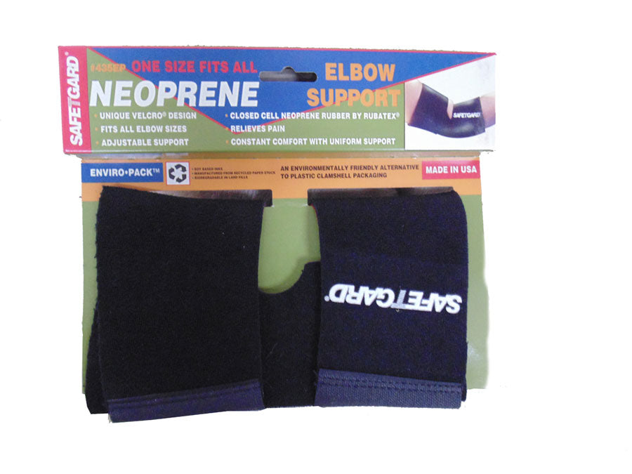 SafeTgard Elbow Support Neoprene One-Size