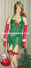 Sexy Elf Lady Dress Costume
