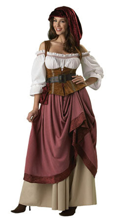 Elite Renaissance Woman Costume