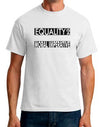 Equality is  Moral Imperative T-Shirt