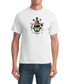 Personalized Family Coat of Arms T-shirt
