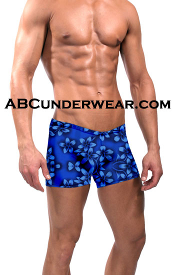 Floral Men's Swimshort - Closeout