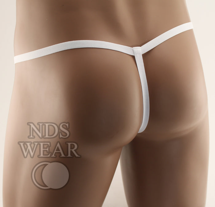 Forest Ambush Sheer G-String for Men