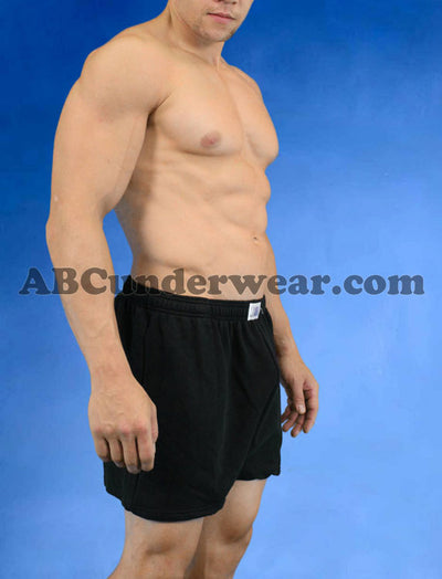 French Terry Gym Short - Original Shorter Version by LOBBO - Closeout
