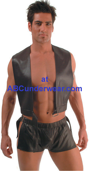 Gladiator Short with Ties
