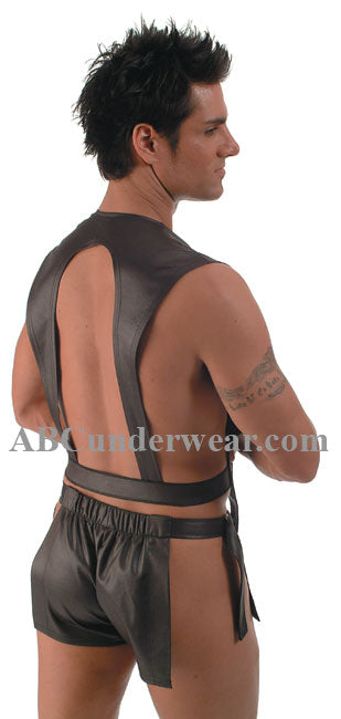 Gladiator Vest with Buckle - Closeout