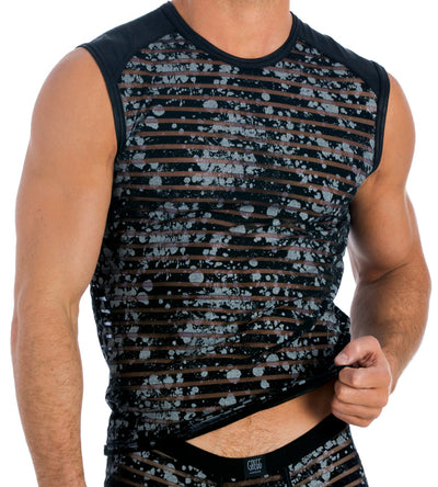 Gregg Homme Glam Muscle Shirt - XL Clearance