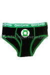 Green Lantern Logo Brief