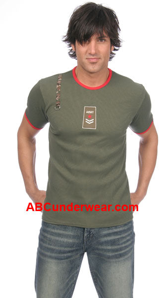 Gregg Homme Army T-Shirt - Clearance