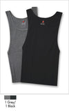 Hanes Big Men's A-Shirt 2 PK
