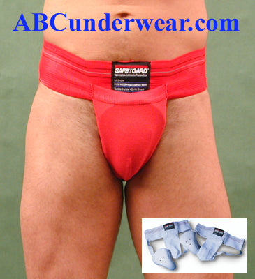 Athletic Supporter with Hard Cup
