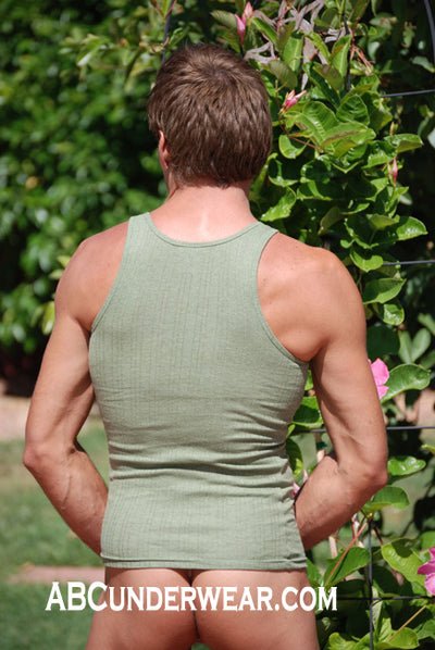 Fitted Tank Top - Closeout