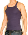 Jocko Tanner Square Neck Tank Top for men -Closeout