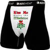 Kiss Me Under the Mistletoe Christmas Boxer Briefs