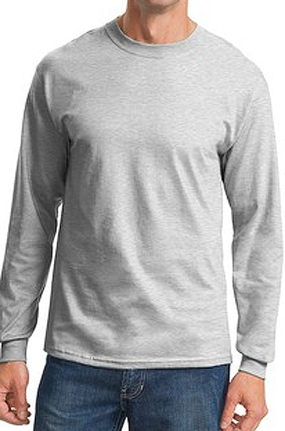 Long Sleeve Cotton Mens Shirt