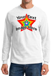 Personalized Long Sleeve Shirt Unisex