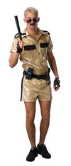 Reno 911 Lt. Dangle Cop Mens Costume, Deluxe Costume for Men