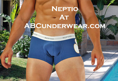 Neptio Shamrock Mens Boxer Brief - Clearance