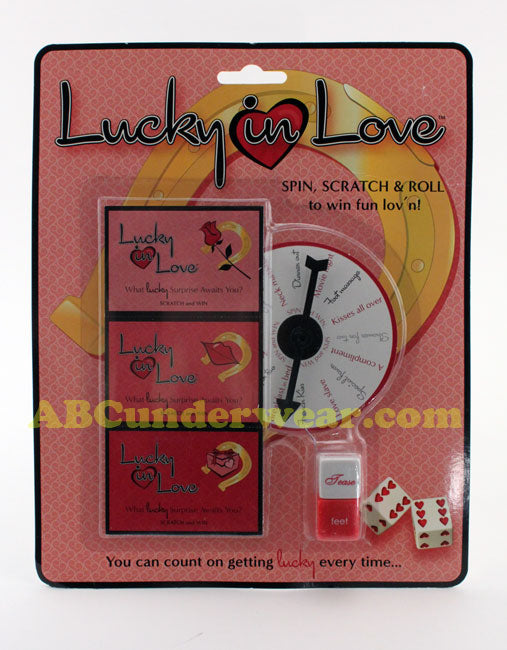 Lucky In Love Game