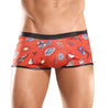 Male Power Tattoo Mini Short