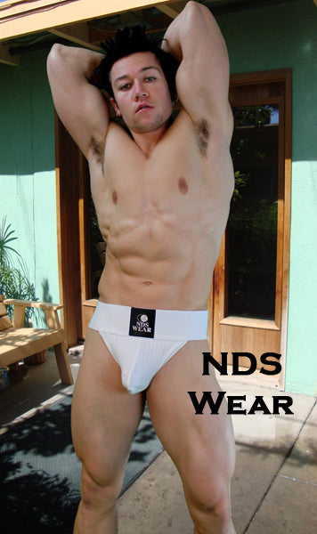 NDS Wear Jockstrap 2 PACK, Multi-pack Pleasure Jock