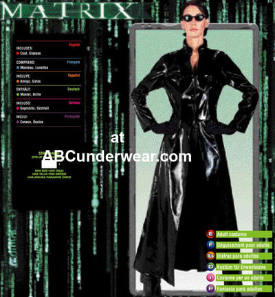Matrix Trinity Costume