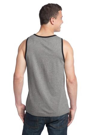 Men's Cotton Ringer Tanktop