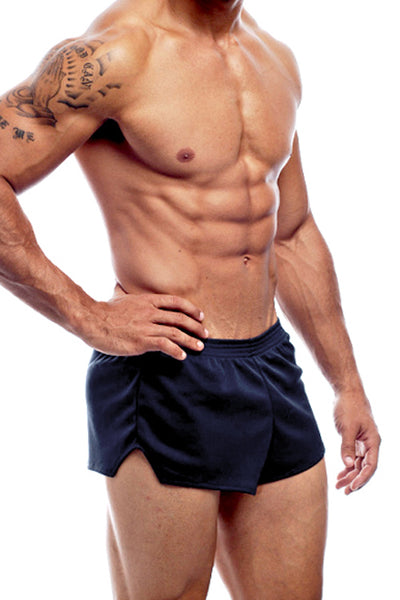 American Jock Male Running Short - Made in USA