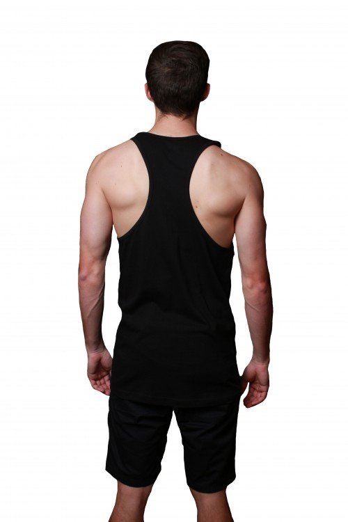 Mens Racer Back Tank Top by NDS Wear