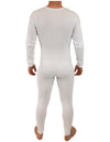 Mens Stretch Thermal Cotton Union Suit
