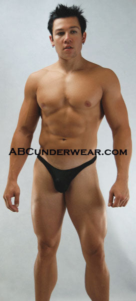 Neptio Athletic Mesh Thong for Men