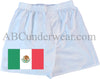 Mexican Flag Boxer
