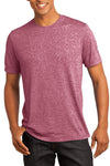 Microburn Burnout Heather Crew T-Shirt