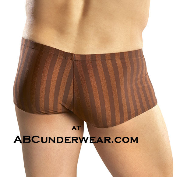 Mens Mini Short - Shadow Stripe -Closeout