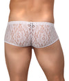 Male Power Mini Short Stretch Lace -Closeout