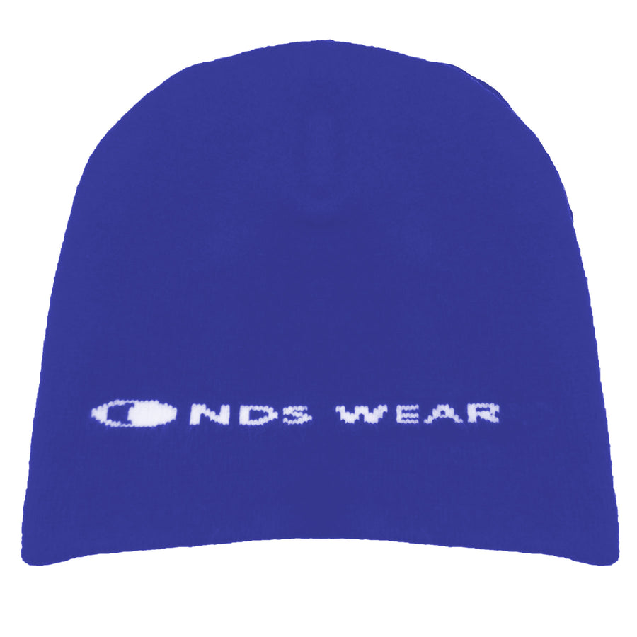 NDS Wear Blue Premium Knit Beanie Cap