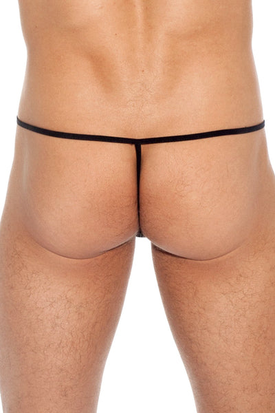 Beyond doubt G-String Stretch Net Mesh Underwear Clearance