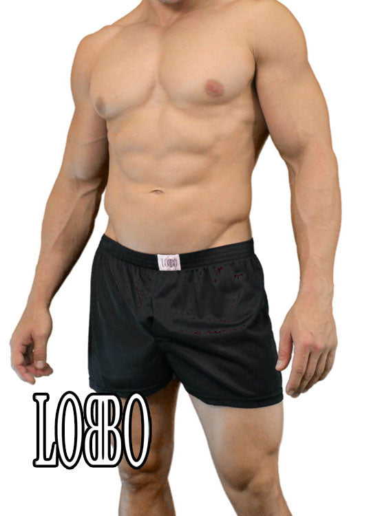 Nylon Tricot Boxer Underwear Short - Clearance