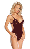 Magic Silk One Piece Sexy Lingerie - Black One-Size