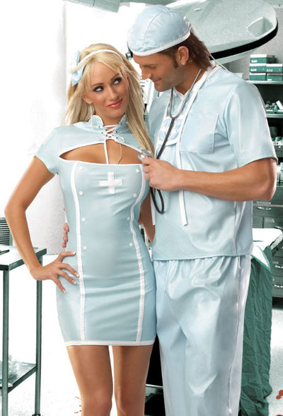 Operating Nurse Costume