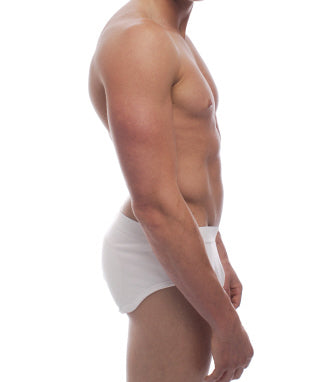 Mens Padded Butt Brief -Closeout