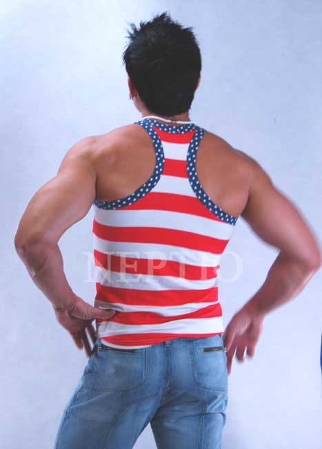 Neptio Patriotic Tank Top