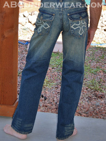 Designer Men's Club Jeans - Clearance