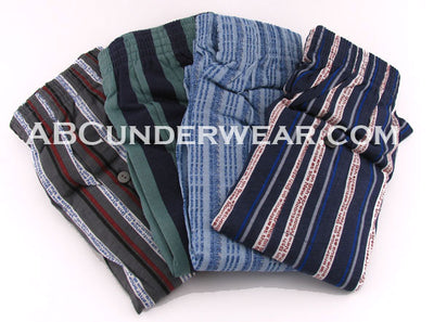 Men's Printed Knit Boxer - Assorted 2X